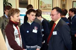 Абубакиров разговаривает с  Суворовым
